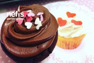 Nutellalı Cupcake Tarifi