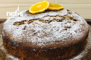 Portakal Aromalı Kek Tarifi