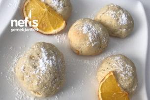 Portakallı-Limonlu Kurabiye (Mis Kokulu, Lezzetli) Tarifi