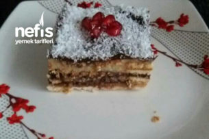 Teremyağlı Muhteşem Ötesi Pastam Tarifi