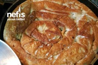 Yufka Ekmek Böreği Tarifi