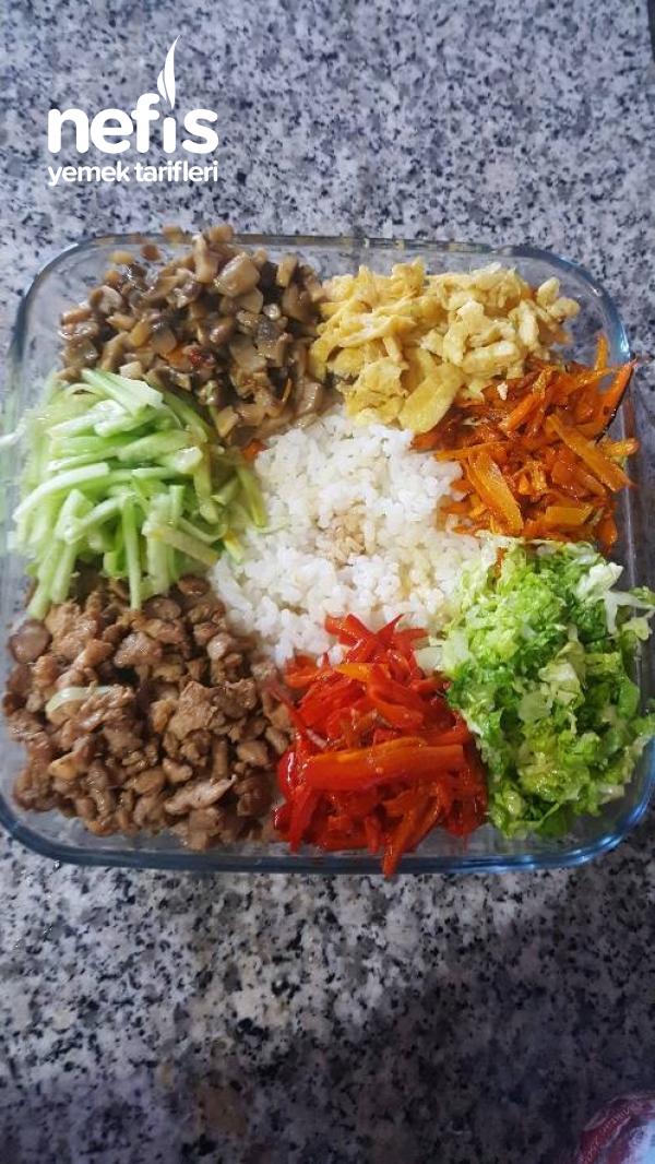 Bibimbap (kore Mutfağı