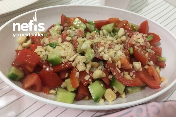 Fındıklı Salata Tarifi