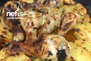 Fırında Patatesle Baget Tarifi