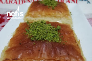 Teremyağlı Laz Böreği Tarifi