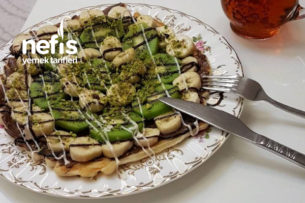 Teremyağlı Waffle Tarifi