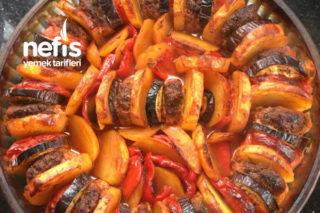 Köfteli Fırın Yemeği Tarifi