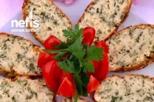 Teremyağlı Peynirli Tuzlu Kek (Tam Ölçülü) Tarifi