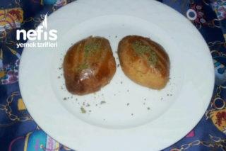 Teremyağlı Portakallı Şekerpare Tarifi