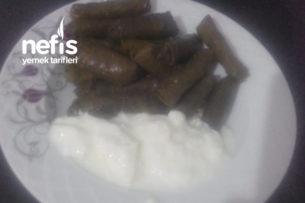Zeytinyağlı Yaprak Sarma (Antalya Usulü) Tarifi