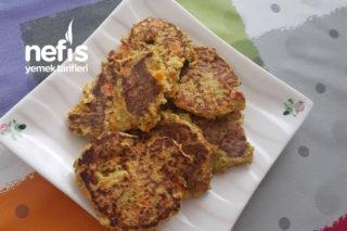 Besleyici Brokoli Köftesi Tarifi