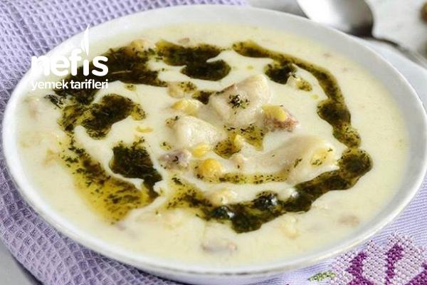 Bol Proteinli Yüksük Çorbası Tarifi