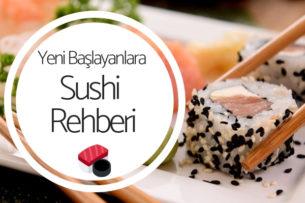 sushi çeşitleri