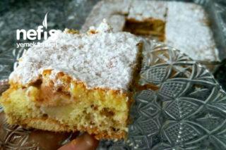 Teremyağlı Elmalı Pasta Tarifi