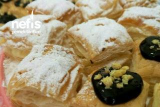 Teremyağlı Milföy Pastası Tarifi