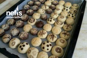 Teremyağlı Pastane Kurabiyeleri Tarifi