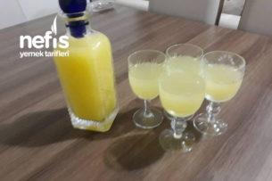 Portakal Suyu (Enfes 3 Portakal İle) Tarifi