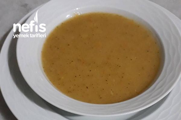 Vitaminli Çorba  8 Ay Tarifi