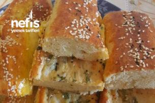 Teremyağlı Peynirli Pide Tarifi