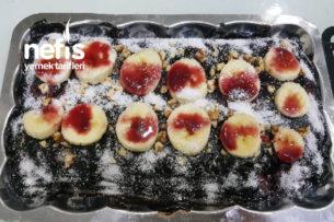 Teremyağlı Mini Pasta Tarifi