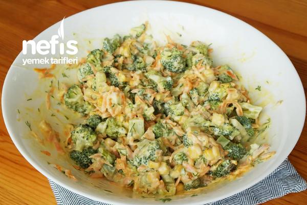 Brokoli Mezesi (Mükemmel)