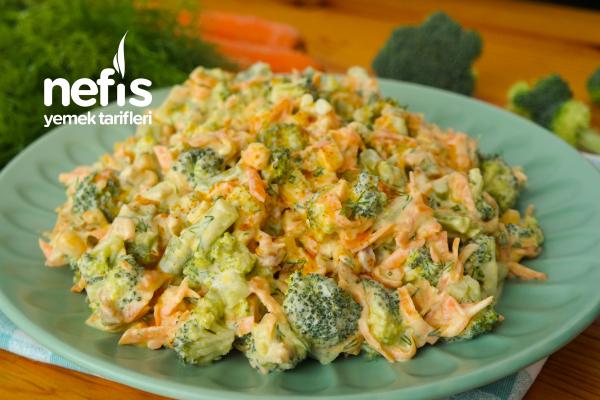 Brokoli Mezesi (Mükemmel) (videolu) Tarifi
