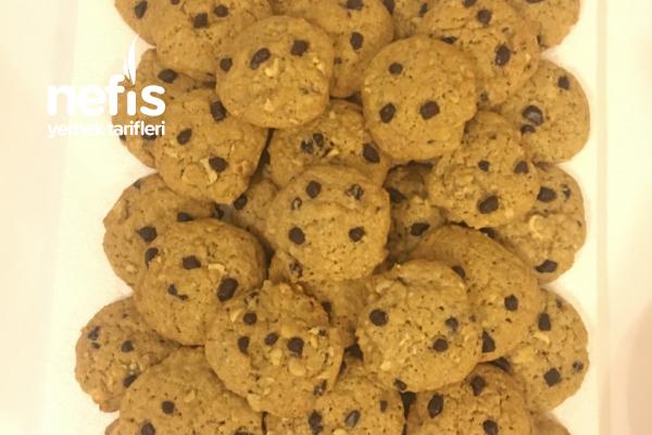 Misto Cookie (Starbucks İle Aynı Tat) Püf Noktalarıyla Tarifi