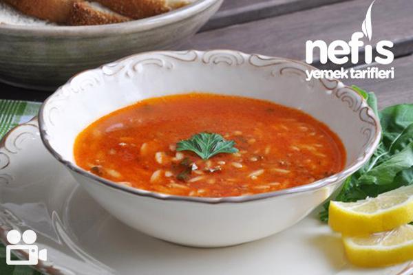 Şehriye Çorbası Kaç Kalori? Domatesli, Tavuklu, Arpa, Tel Şehriye Tarifi