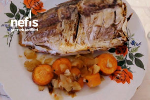 Teremyağlı Nefis Bir Fırında Balık Tarifi