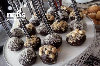 Teremyağlı 5 Dakika Bonbonları Tarifi