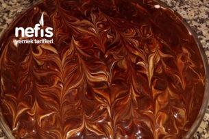 Teremyağlı Alacalı Pasta Tarifi