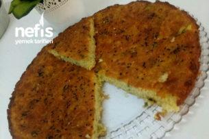 Teremyağlı Nefis Pırasalı Kek Tarifi