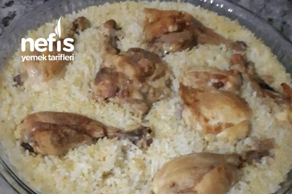 Teremyağlı Tavuk Büryan Tarifi