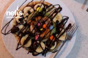 Tost Makinesinde Muhteşem Waffle Tarifi
