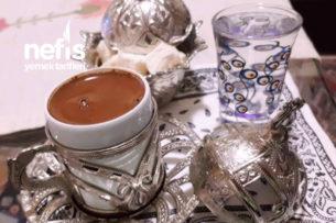 Türk Kahvesi Sunumu Tarifi