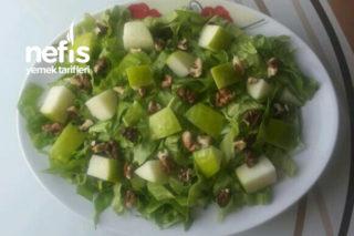 Yeşil Elma Salatası Tarifi