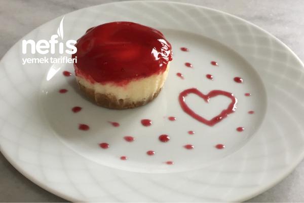 Cheesecake (Porsiyonluk) Tarifi