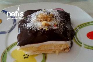 Kremalı Kedidili Pastası Tarifi