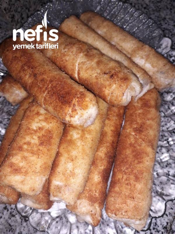 Nefis Patlıcanlı Börek