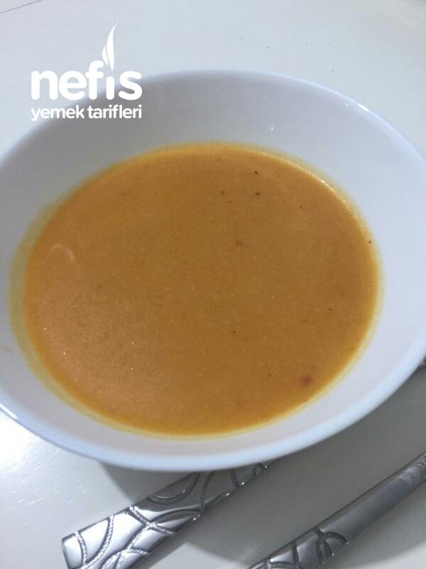 Pratik Karnabahar Çorbası