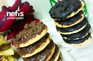 Teremyağlı Çikolatalı Fındıklı Kurabiye Lezzet Bombası Tarifi