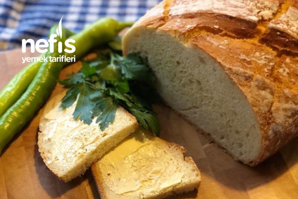 Butter Milch Brot (Ayran Ekmeği) Tarifi