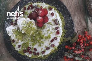 Teremyağlı Ispanaklı Kış Pastası Tarifi