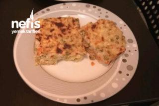 Teremyağlı Börek Tadında Fırında Makarna Kolay Yapım Az Malzeme Nefis Lezzet Tarifi