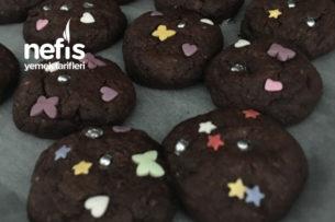 Teremyağlı Brownie Kurabiye Tarifi