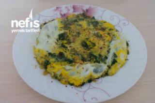 Yumurtalı Ispanak Kavurması Tarifi