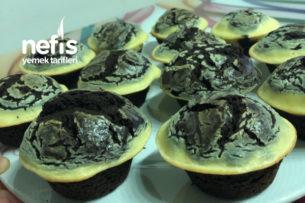 Duble Çikolatalı Muffin Tarifi
