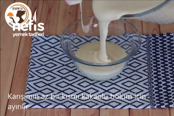 Herkesin Tarifini Sorduğu İşte O Meşhur Pasta (videolu)