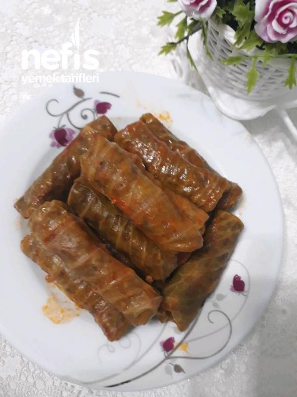 Nefiss Lahana Sarması