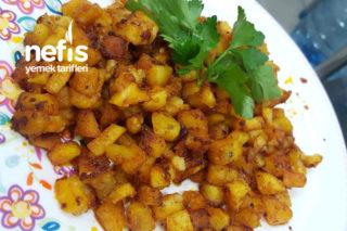 Patates Kavurması (Bayılacaksınız) Tarifi